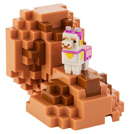 Minecraft Spawn Eggs Llama Mini Figure