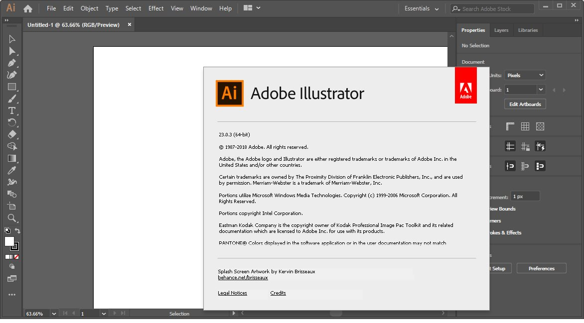 Adobe Illustrator CC 2019 Full Español