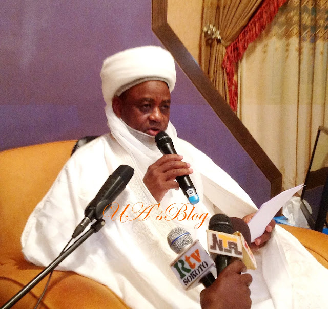 2019: Sultan of Sokoto, CAN President sign peace deal in Abuja
