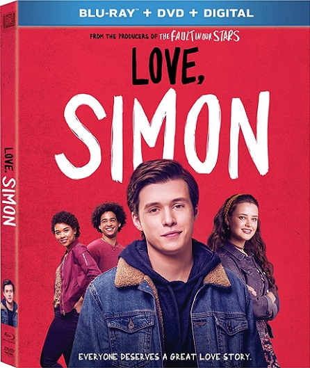 Love, Simon (Yo soy Simón) (2018) 720p y 1080p BDRip mkv Dual Audio AC3 5.1 ch