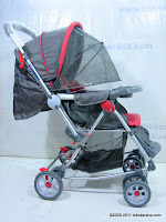 3 Junior L'abeille A181 Triumph Baby Stroller with Rocking Function