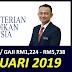 Ratusan Jawatan Kosong Kementerian Pendidikan Malaysia Januari 2019
