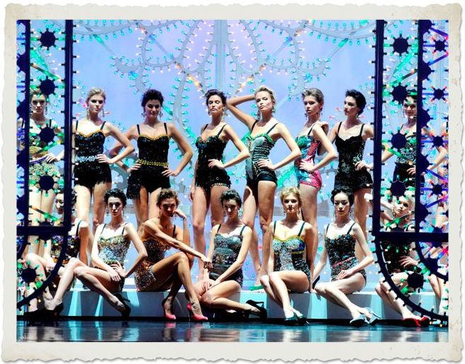 sfilata PE 2012 Dolce e Gabbana