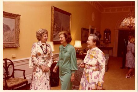 The U.S. Presidency and Political Hospitality - 1776-1976