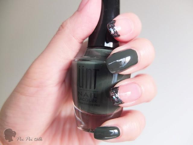 UNT指甲油-指甲彩-KA035+KA040-試色