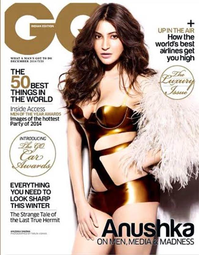 Anushka Sharma Top 5 Magazine Covers