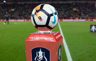 Hasil Lengkap Pertandingan Piala FA