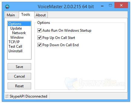 VoiceMaster aplicatie care iti schimba vocea cand comunici in skype