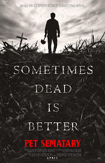 Pet Sematary - Poster & Trailer