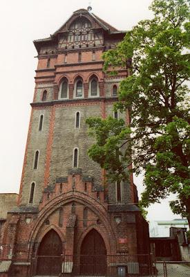 Wasserturm Chelmza