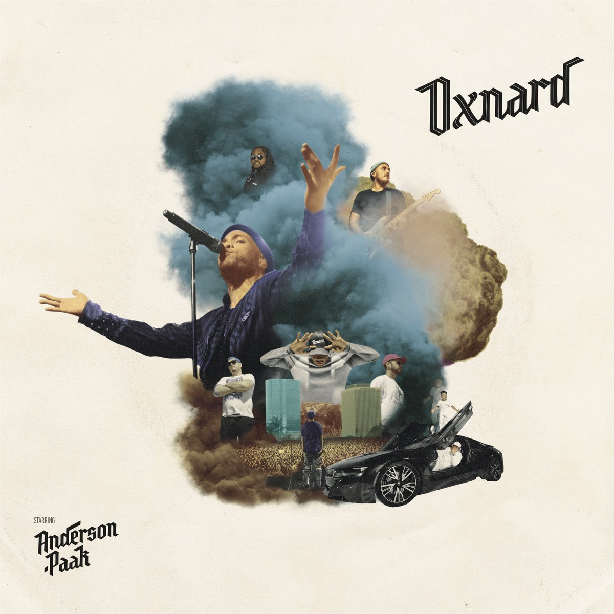 anderson paak oxnard cover