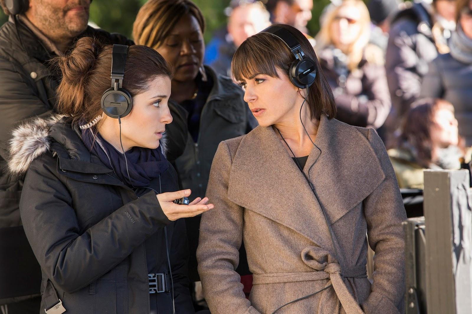 Quinn y Rachel en 'Unreal'