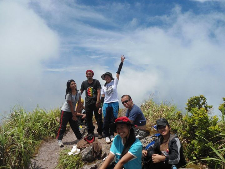 Mt. Hibok-Hibok in Camiguin Island