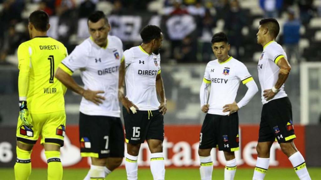 1c0581013f ... no recém-contratado Vladimir Hernández (que teve passagem pelo Santos)