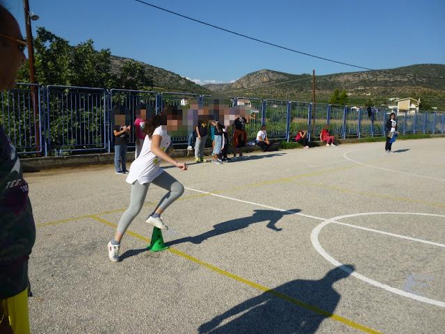 Πανελλήνια Ημέρα Σχολικού Αθλητισμού στο Ειδικό Επαγγελματικό Γυμνάσιο Αργολίδας