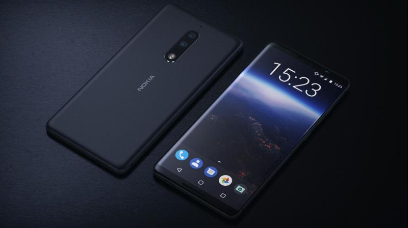 Nokia 8 launches with flagship specs and features at pocket friendly priceNokia 8 launches with flagship specs and features at pocket friendly price