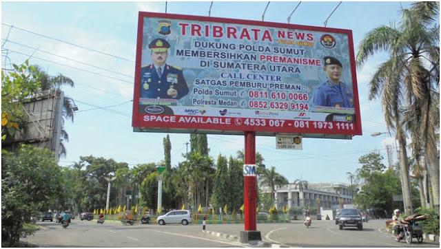No Telp Tim Pemburu Preman Medan, Polda Sumut 08116100066