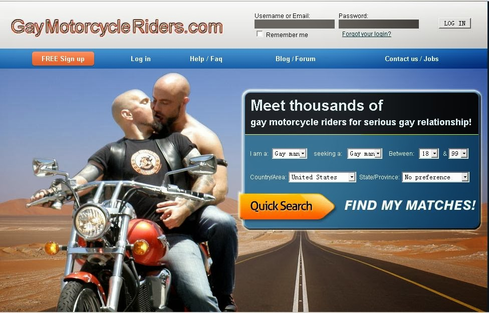 Gay Bike Riders 114