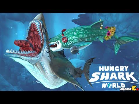 Hungry Shark World Hack: USE HUNGRY SHARK WORLD HACK