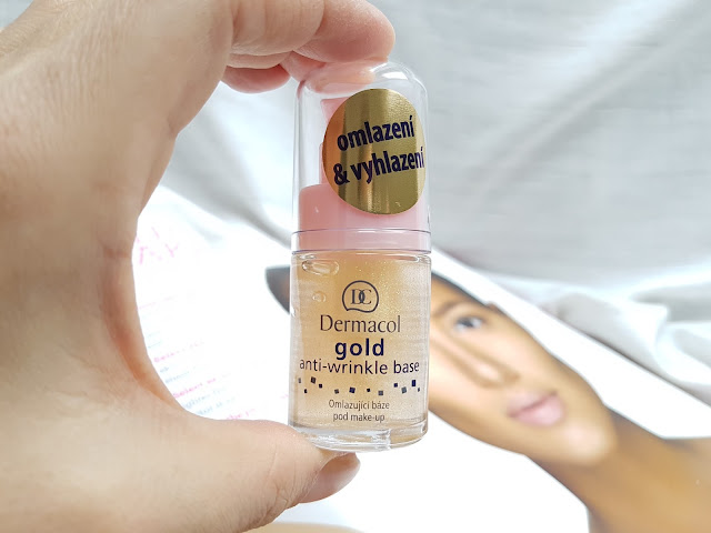dermacol gold antiwrinkle base
