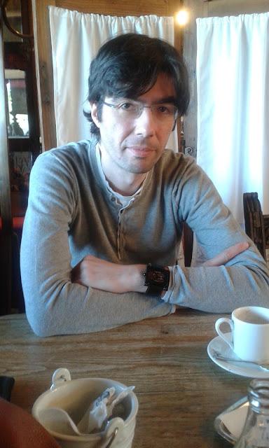 """El autor de """"El Proyecto Dream"""", Ruy Vega"""