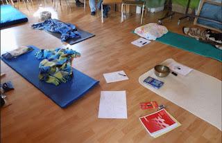 Klartraum-Workshop im Seminarraum der DRK Kaufbar