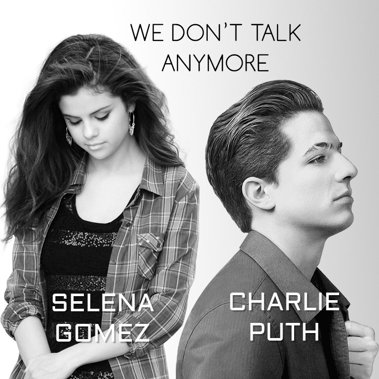 Best Song Lyrics A-Z: Charlie Puth   We Don't Talk Anymore