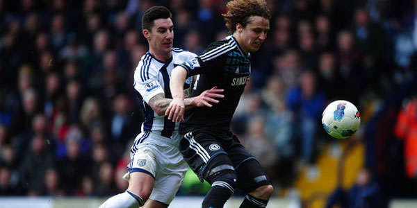 Prediksi Skor West Bromwich vs Chelsea, 17 November 2012
