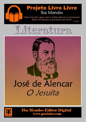 O Jesuíta, de José de Alencar