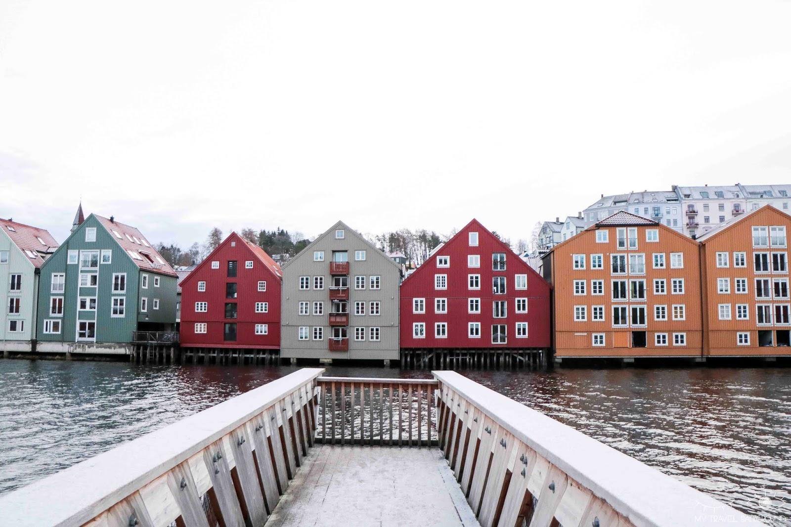 My Travel Background : 13 jours en Norvège et au Svalbard : itinéraire du road trip et infos pratiques - Trondheim