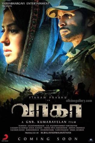 Wagah (2016) 720p HDRip Dual Audio [Hindi-Tamil] UNCUT x264