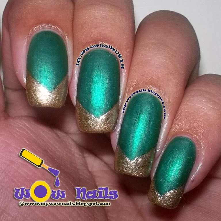 2014 Nail Art Ideas For Prom: WoW Nails: Easy Prom Nail Art Ideas: Featuring Bobbie Nail