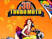 Game Turbo Moto 3D APK MOD v4.1 (MOD Money) Terbaru 2016