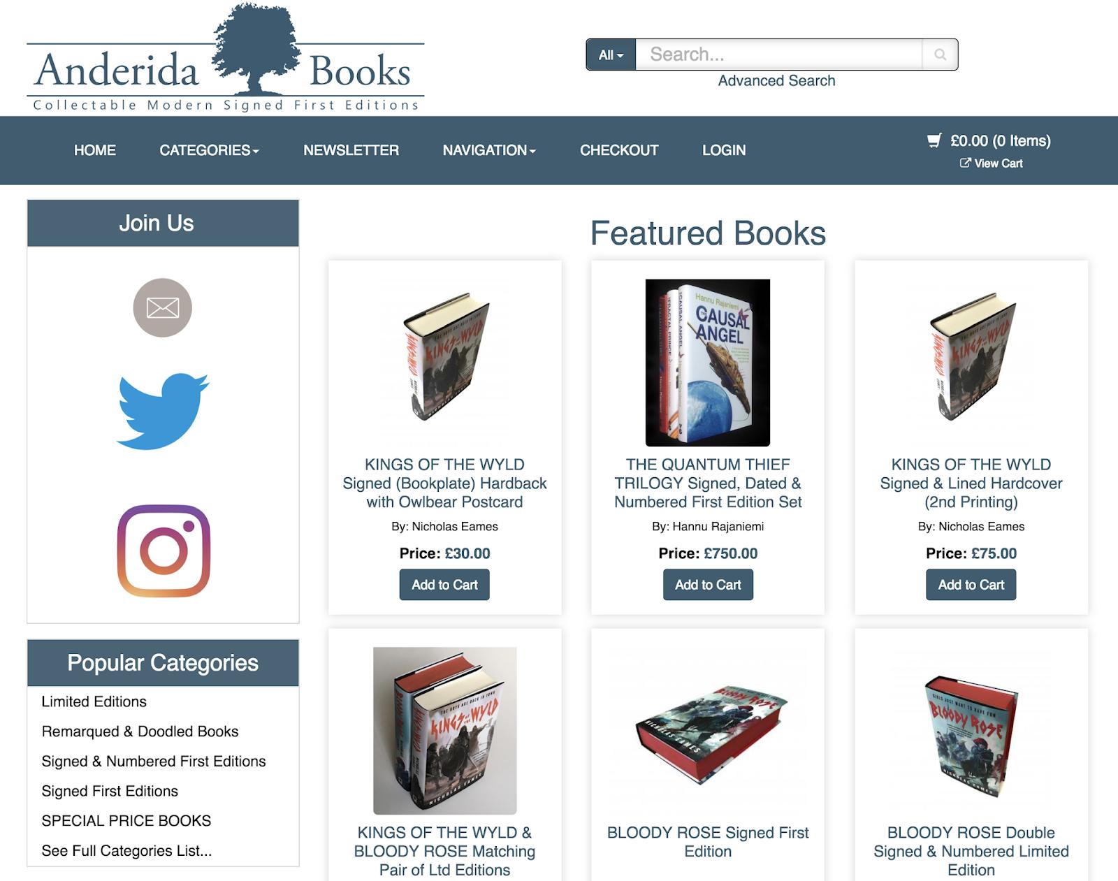 Anderida Books