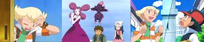 Pokemon Capitulo 49 Temporada 11 Barry Se La Pasa Peleando