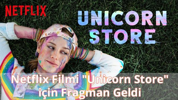 Unicorn Store Fragman İzle