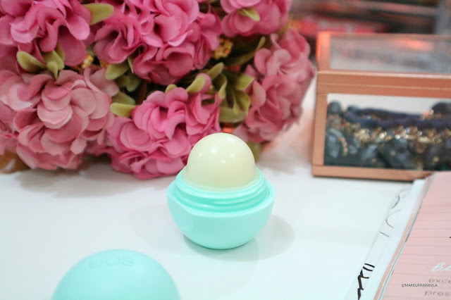 EOS Lip Balm in Sweet Mint Review