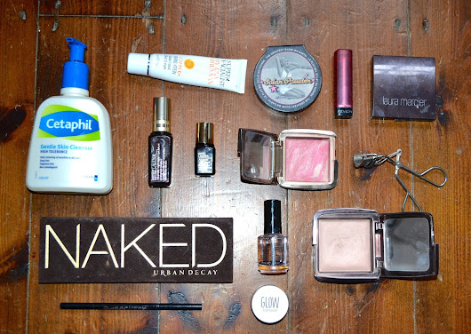 My 14 Beauty Favourites from 2014