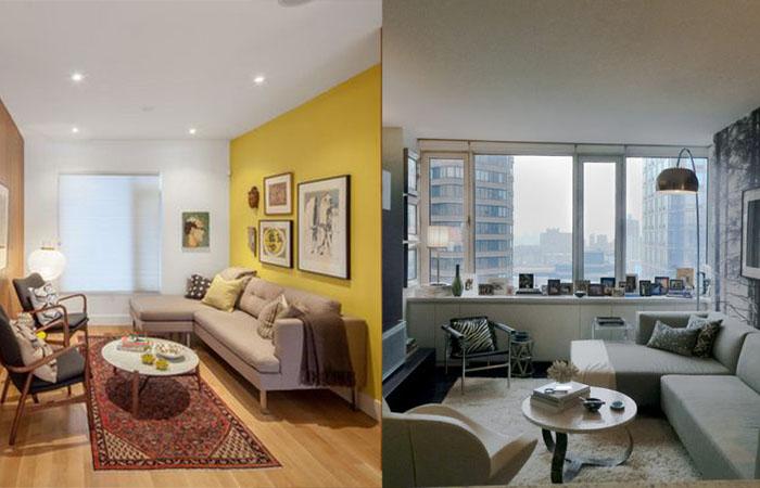 Küçük Oturma Odaları İçin İlham Verici Dekorasyon Fikirleri