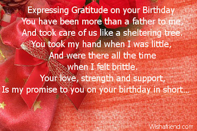 happy birthday wishes for father with quotes