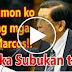 WATCH: Enrile hinahamon ang lahat ng Anti-Marcos sa isang Debate