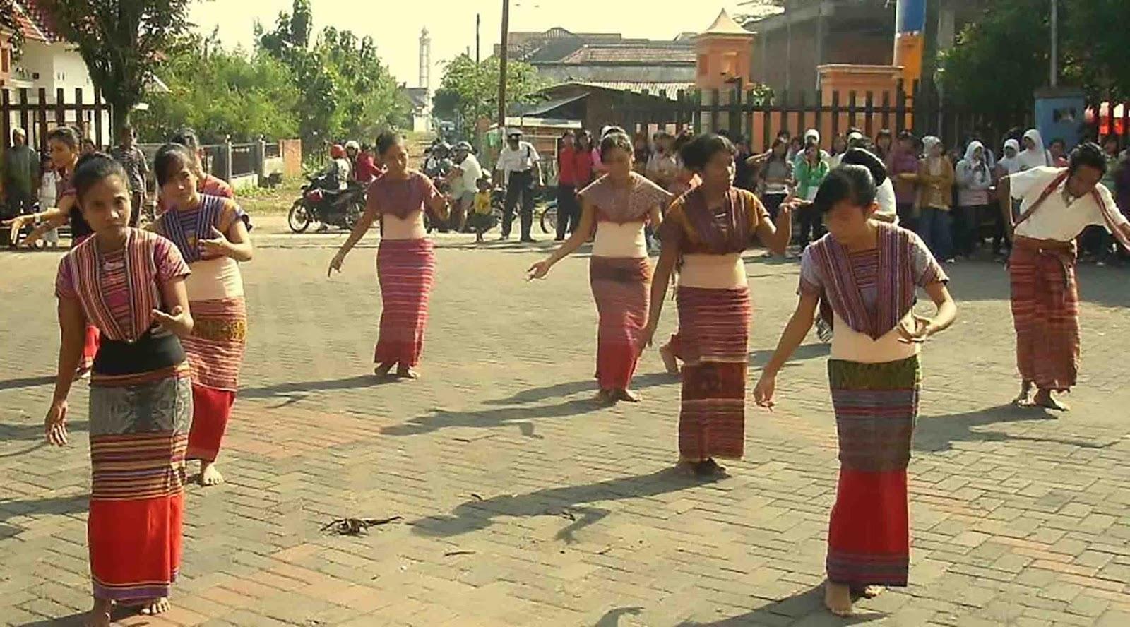Tari Bidu, Tarian Tradisional Dari Belu Provinsi NTT