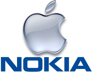 apple nokia