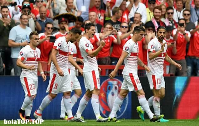 LIVE SCORE EURO: Hasil Rumania vs Swiss Prediksi dan Jadwal Piala Eropa 2016 RCTI Live Streaming