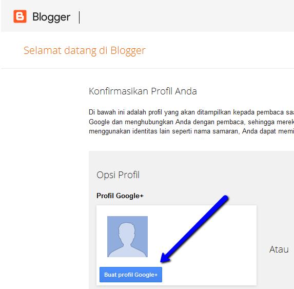 Cara Membuat Blog Di Blogger Google Bank Soal Tes Terlengkap