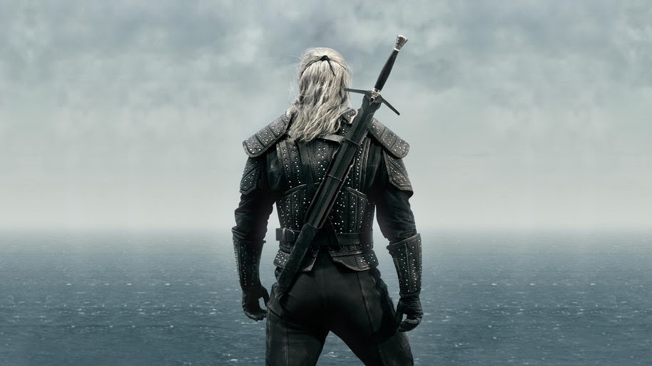 The Witcher Netflix Series Geralt 4k Wallpaper 1