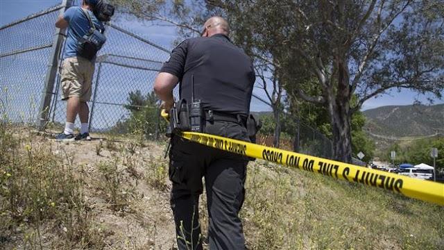 School shooting in San Bernardino California leaves 3 dead, 1 injured