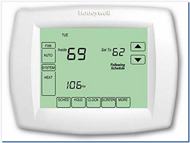 Honeywell thermostat circulate mode