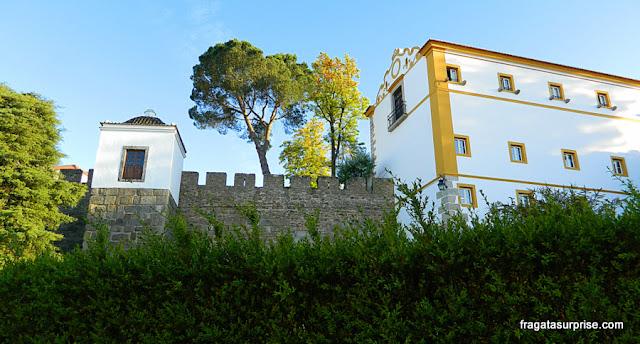 Cerca Velha, Muralhas de Évora