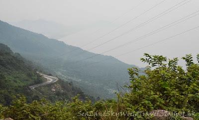 海雲關, Hoi Van Pass